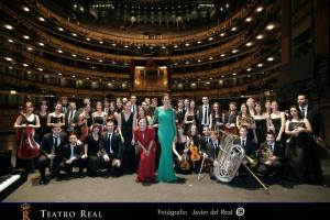 Barbieri Symphony Orchestra Teatro Real Madrid