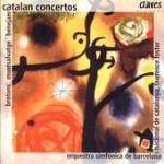 Ricardo Casero - Catalan Concertos