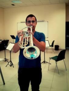 Trompeta baja - Miguel Galdón