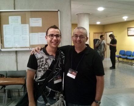 Carlos Gil, Miguel Galdón, ATE