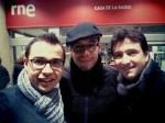 Miguel Galdón - Entrevista El Ojo Crítico - Barbieri Symphony Orchestra
