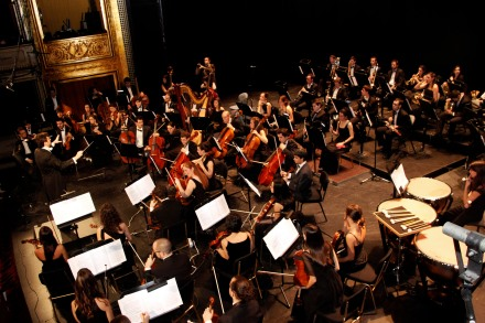 Barbieri Symphony Orchestra - Teatro de la Zarzuela