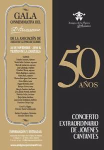 Gala 50 años Asociación Amigos de la Ópera de Madrid - Barbieri Symphony Orchestra